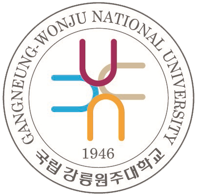 GANGNEUNG WONJU NATIONAL UNIVERSITY EMBLEM